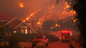 kalifornia fire
