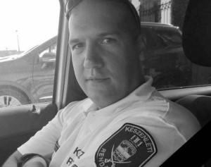 németh gergely rendőr halott