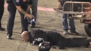 nascar sokkoló rendőrség