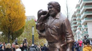 bud spencer szobor