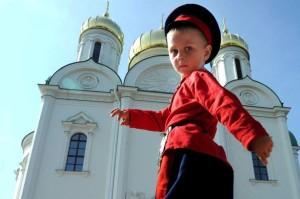 orosz gyerek