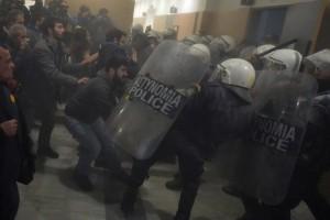 tüntetés görögország