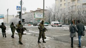 ukrajna fegyveresek