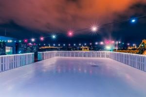 jégpálya hotel