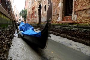 kiszáradt Velence
