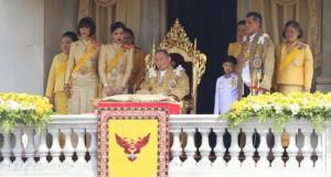 thai királyi család