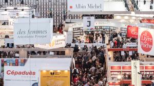 párizsi könyvkiállítás