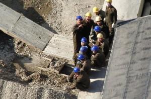 észak koreai munkások
