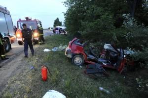 51-es mentő baleset