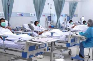 thai focisták kórház