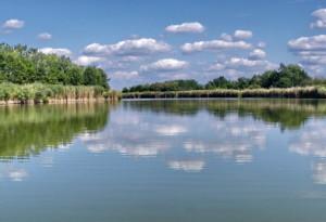 szelidi tó