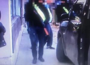 szombathelyi trafikrabló elfogás