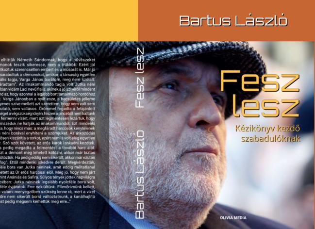 Újabb botrány és bestseller gyanús könyv került a Libri polcaira Fesz lesz címmel, amely az ATV-ről is lerántja a leplet