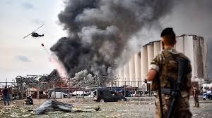 Lehet szándékos robbantás történt Bejrútban